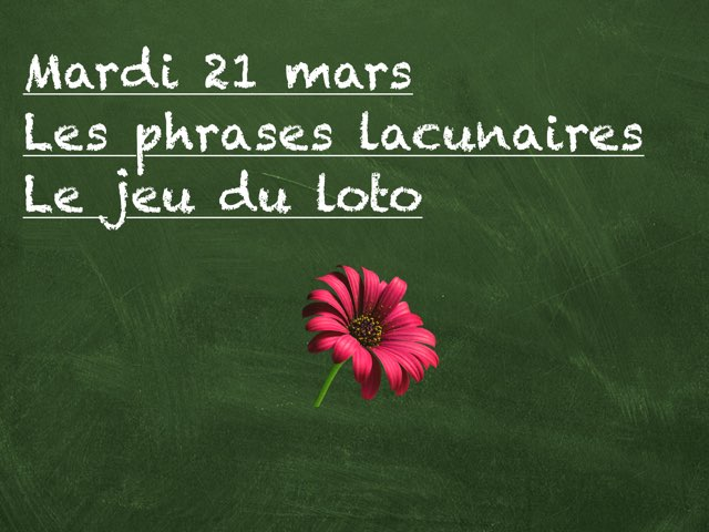 N - Mar21 - Phrases Et Loto by Caroline Gozdek