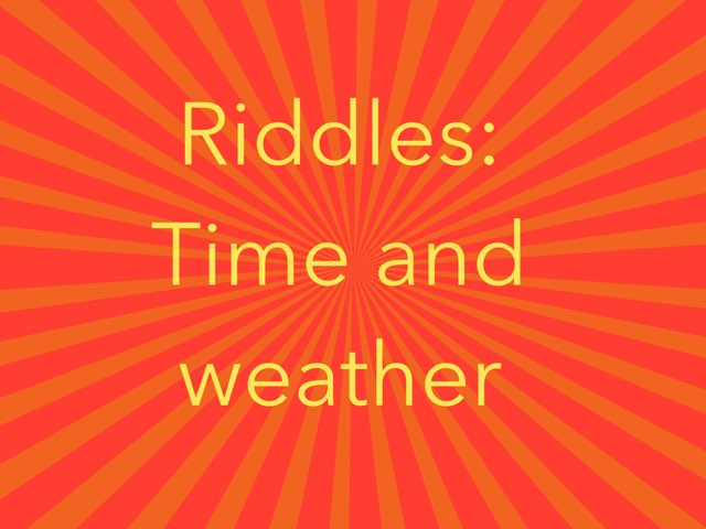 RIDDLES 1 by Laurence Micheletti