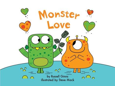 Monster Love (EN UK) by The Learning Company