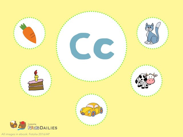Cc by Kids Dailies