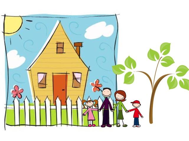 Vocabulario Familia Y Casa (corto) by Ruth Edwards