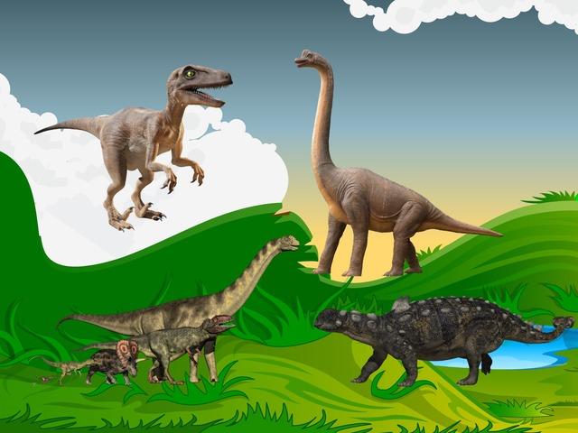 הדינוזאורים by Sela sade