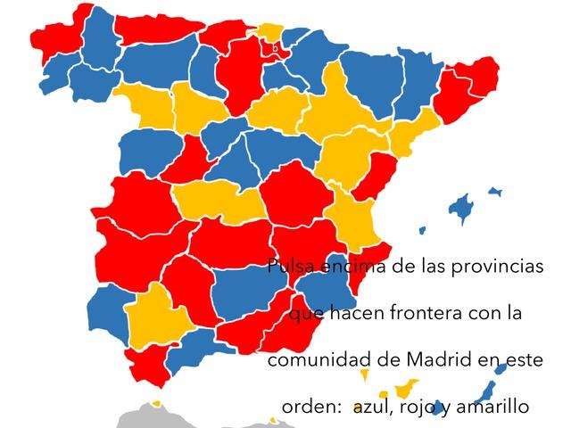 Provincias by Javier Torres Castrillon