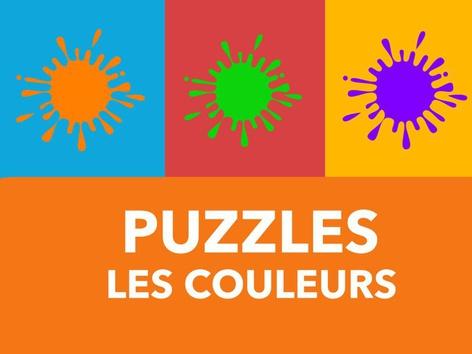 Puzzles - Les couleurs by Puzzle Land