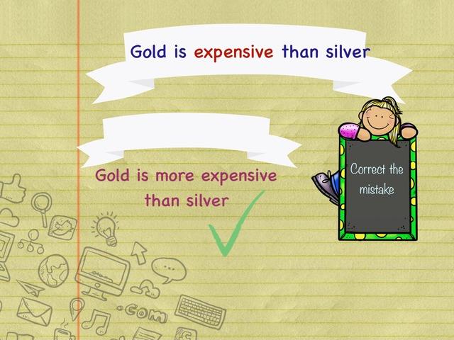Comparative by Amani Al zahrani