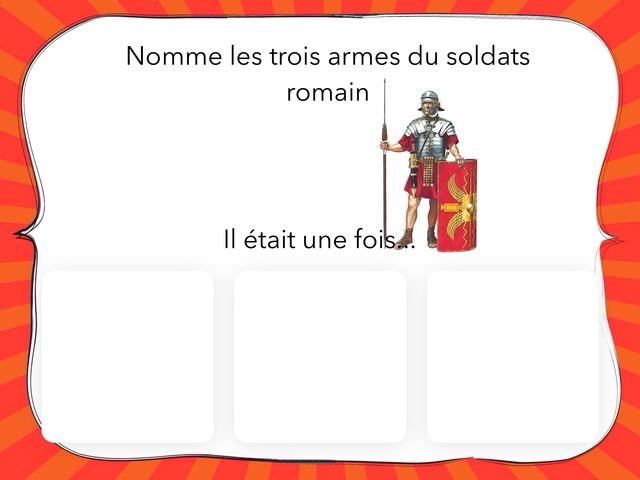 La Romanisation by Caroline Hébert