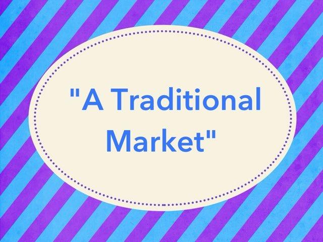 A Traditional Market by dalia daliasakr