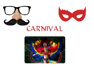 CARNIVAL PUZZLES by Raquel Fiol