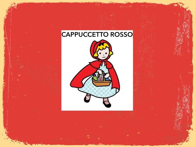 Cappuccetto Rosso ARASAAC by Rosetta Bochicchio