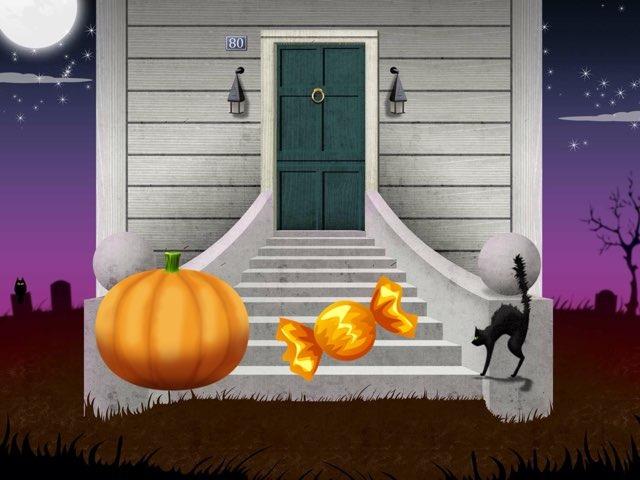 Halloween Vocabulary by Jessica Gardner