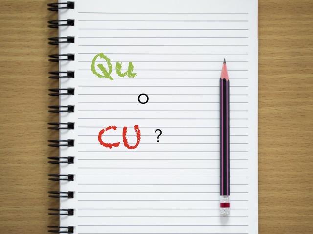 Qu O Cu? by Anna Celardo