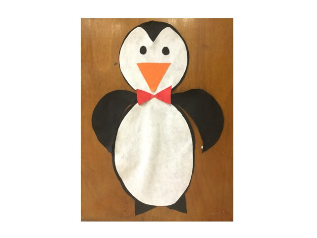 Pingüino  by Sara Ceberio