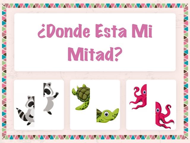 ¿Donde Esta Mi  Mitad? by Hadi  Oyna