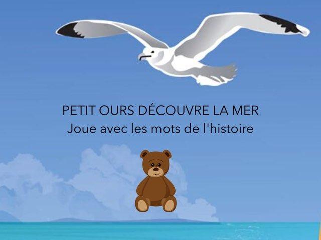 PETIT OURS DÉCOUVRE LA MER lexique by Mathilde Jardri