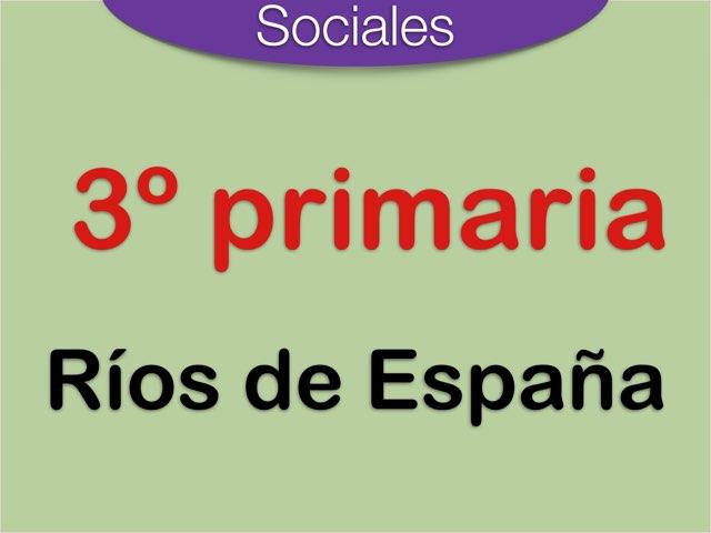 Ríos de España by Elysia Edu