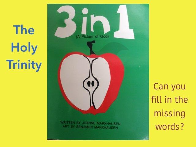 Holy Trinity 3 In 1 by Deborah Fletcher