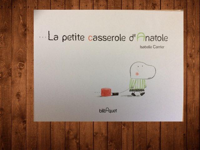 Anatole by Ludivine Werner