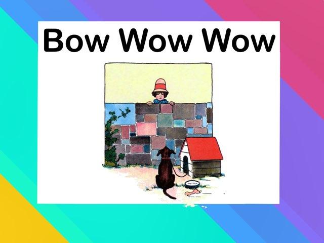 Bow wow wow - Rhythm Work by A. DePasquale