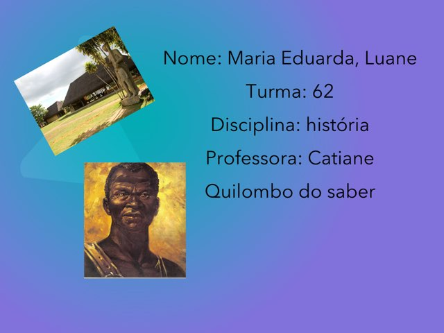 Maria Eduarda, Luane by Rede Caminho do Saber