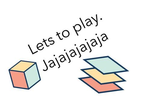 Lets To Play Jajajajaja by Emma