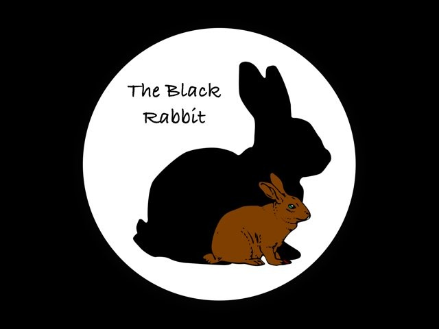 The Black Rabbit by Ellen Weber