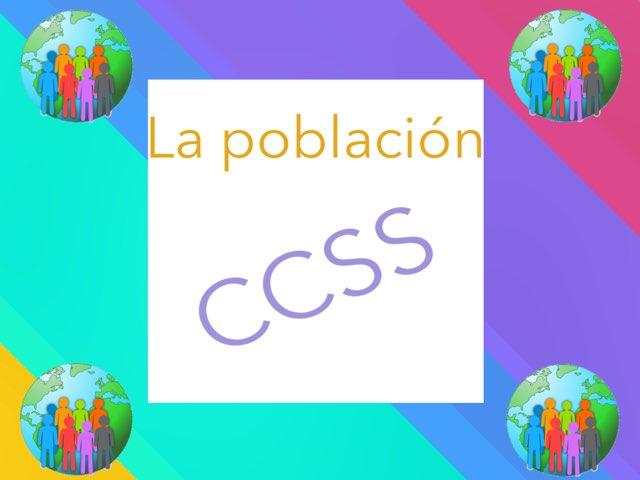 CCSS by Lucía Marín