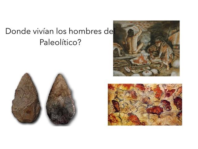 La Prehistoria by Pilar Méndez Giménez