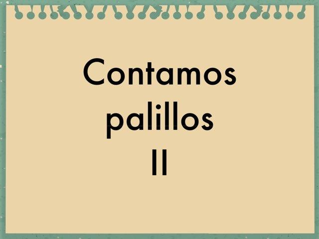 Palillos Hasta El 20 by Mayte Jerez