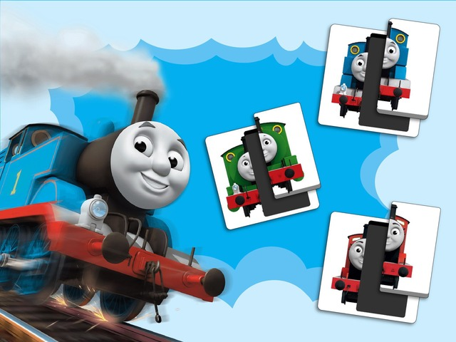Little Engines - With Thomas & Friends by Animoca Brands