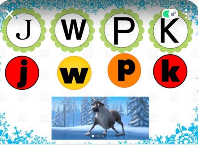 J,W,P,K by Mariam Abu Kamar