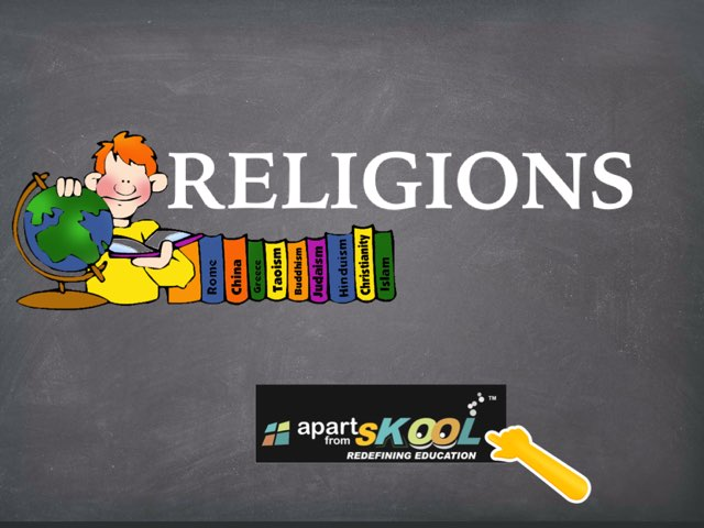 RELIGIONS  by TinyTap creator