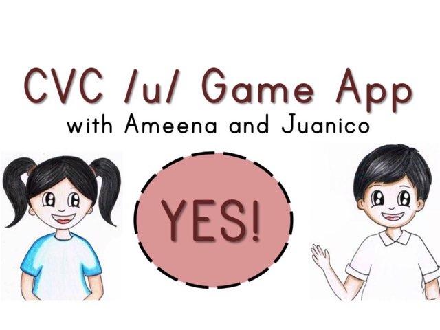 CVC U Game  by Nicole Delos Reyes