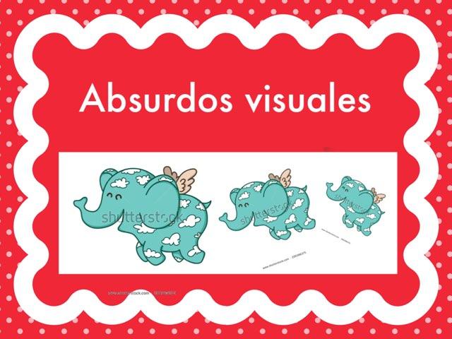 Absurdos Visuales by Silvia Romanillos