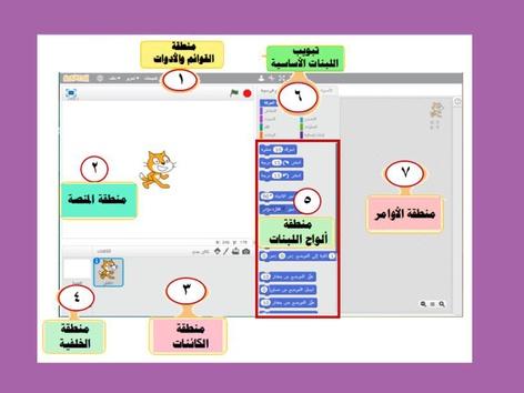 واجهة برنامج سكراتش٢ by عبدالله عبدالحميد