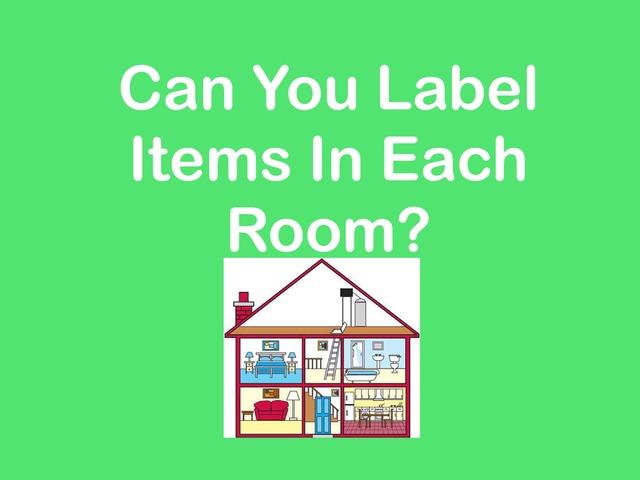Label Items by Amanda Riker