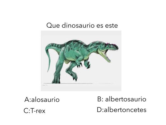 Dinosaurios  by Irene Inma