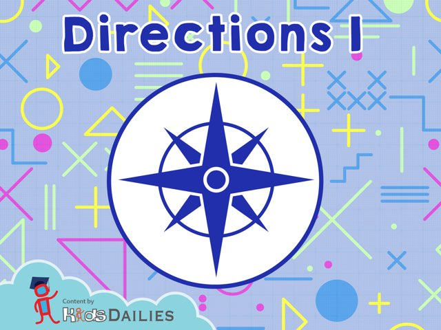 Directions I by Kids Dailies
