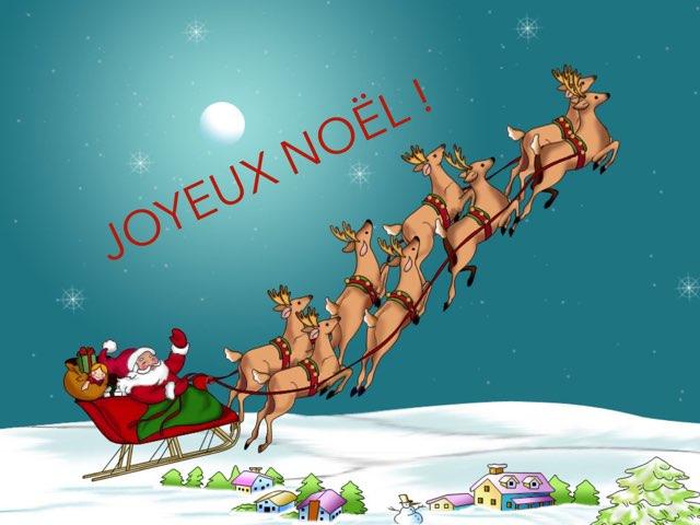 JOYEUX NOËL exercices pour préparer Noël  by Martine Freymann