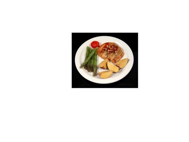 Dinner Plate by Arika Easley Houser