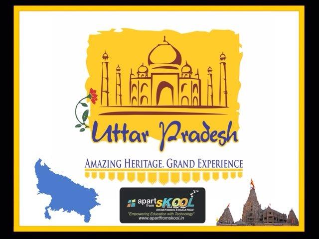 Uttar Pradesh by TinyTap creator