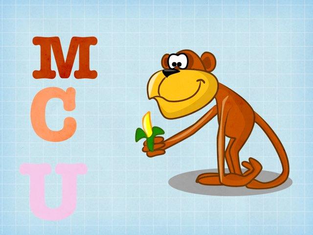 Monkey Letters by Pilot Elementary