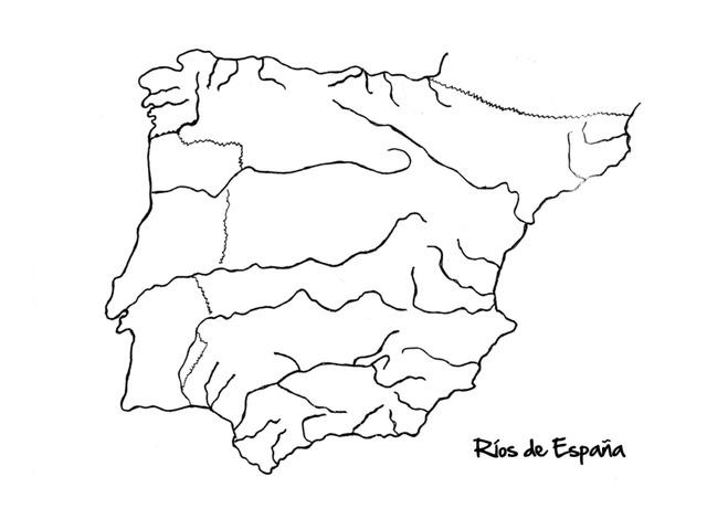 Ríos Y Vertientes De España by MarinaLoreto Bueno Álvarez