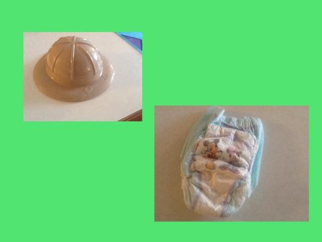 Object Identification  by Diona Ortiz