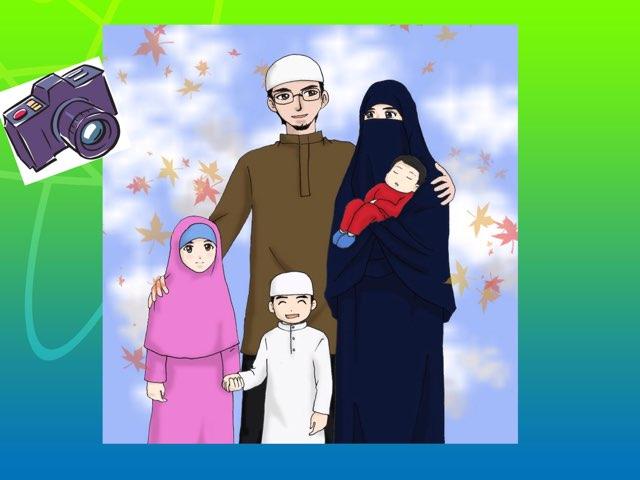 Family by Enas Tawfeiq