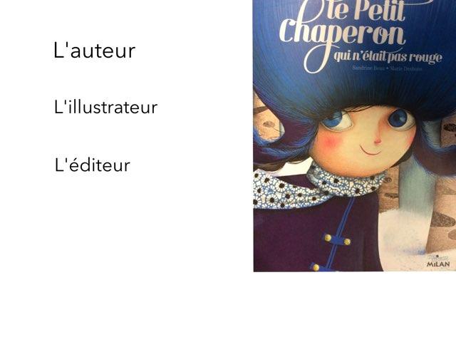 """Le Petit Chaperon..."""" #devinincos by Ecole Puimichel"""
