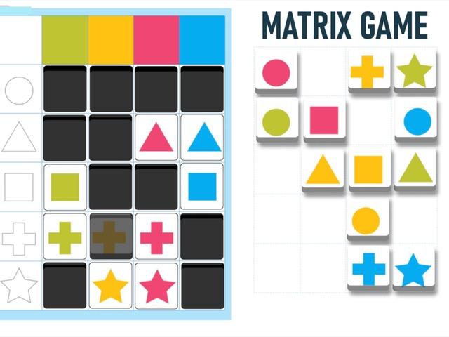 Matrix Game ESP by Hadi  Oyna