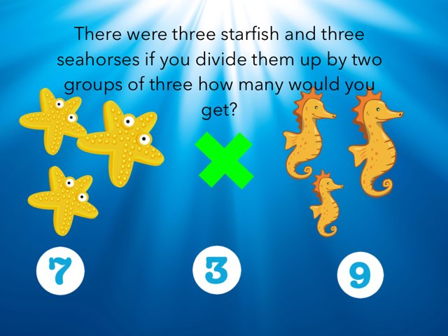 Deep Sea Math by Amy bennett