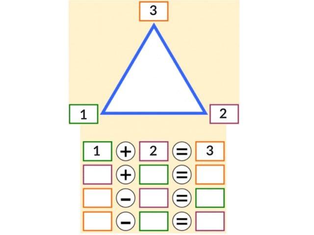 Triangle de SUMES I RESTES by Marc Begué