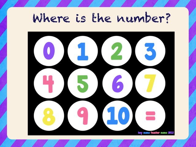 Numbers And Seasons by America Hernandez