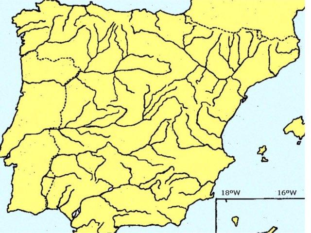 Los Rios De España 3 by Héctor Ruescas audivert